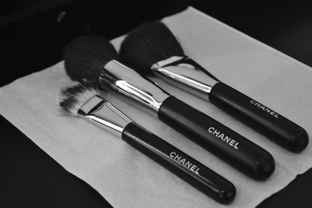 Pinceaux Chanel