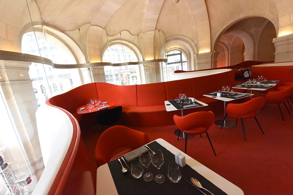 Café de l'opéra Paris