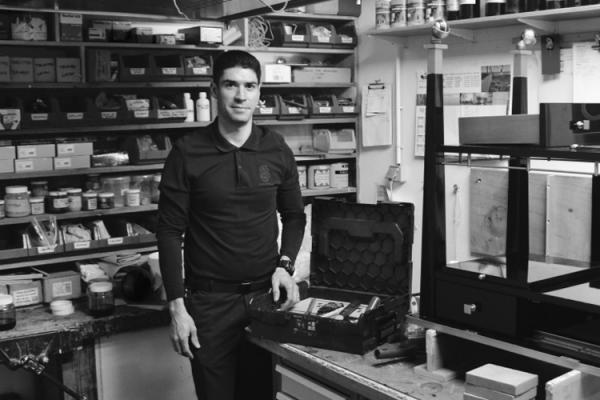 Arnaud Carpentier menuisier vernisseur
