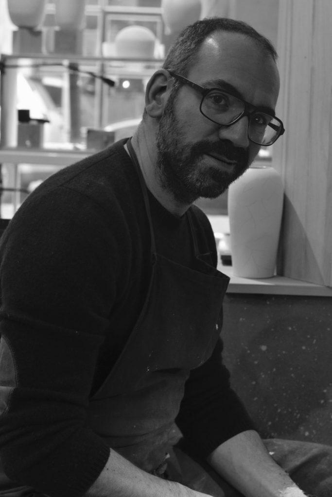 Fabien Mérillon céramiste