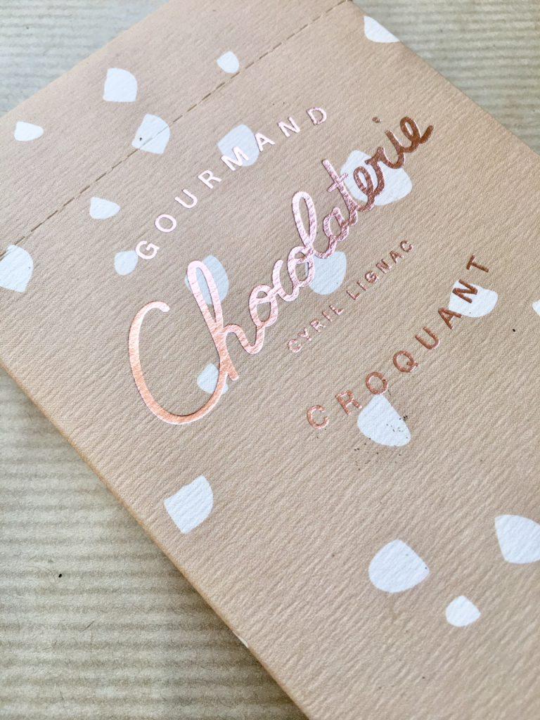 Tablette de chocolat Cyril Lignac
