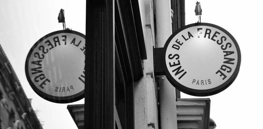 Boutique Ines de la Fressange Paris