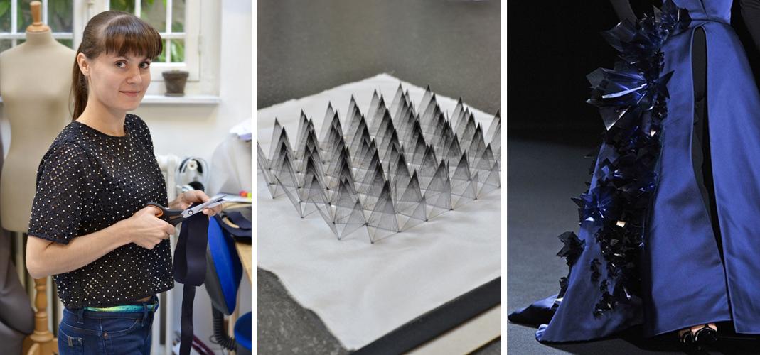 Atelier Flory Brisset, brodeuse