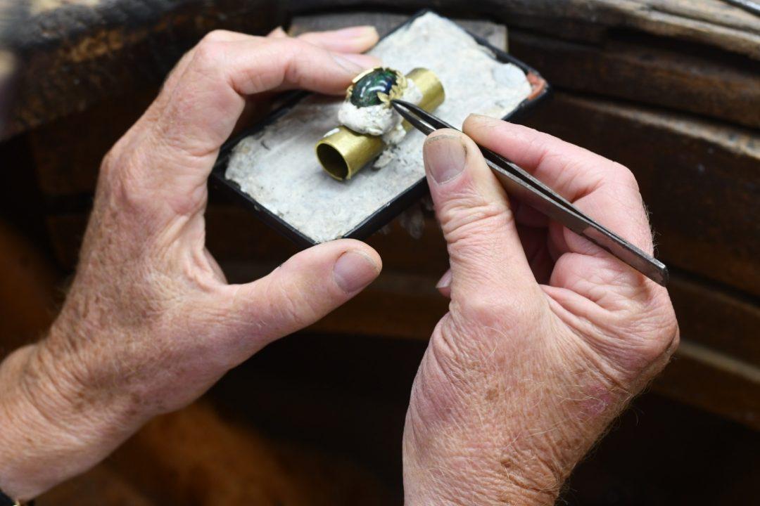 Pierre Weber artisan, joaillier